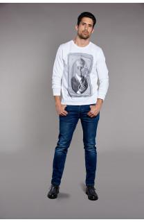 T-Shirt DENILSON Homme W18125 (38203) - DEELUXE
