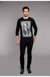 T-Shirt DENILSON Homme W18125 (38204) - DEELUXE
