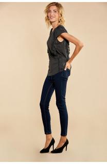 T-Shirt T-Shirt JUNE Femme W18109W (38310) - DEELUXE