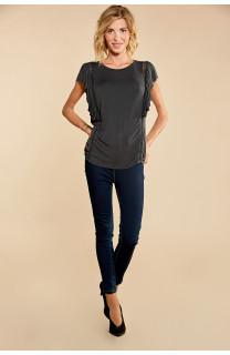 T-Shirt T-Shirt JUNE Femme W18109W (38311) - DEELUXE