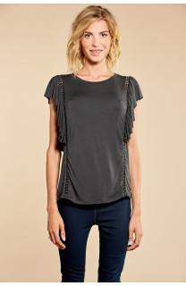 T-Shirt T-Shirt JUNE Femme W18109W (38312) - DEELUXE