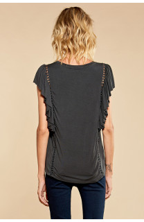 T-Shirt T-Shirt JUNE Femme W18109W (38313) - DEELUXE