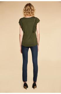 T-Shirt T-Shirt JUNE Femme W18109W (38316) - DEELUXE
