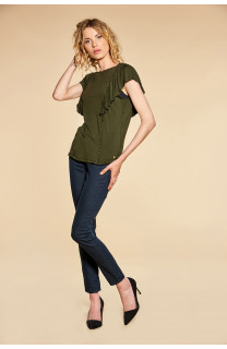 T-Shirt T-Shirt JUNE Femme W18109W (38318) - DEELUXE