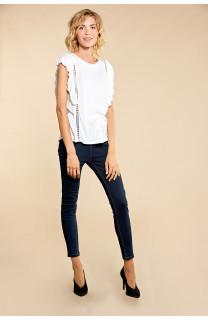 T-Shirt JUNE Femme W18109W (38321) - DEELUXE