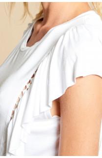 T-Shirt T-Shirt JUNE Femme W18109W (38324) - DEELUXE