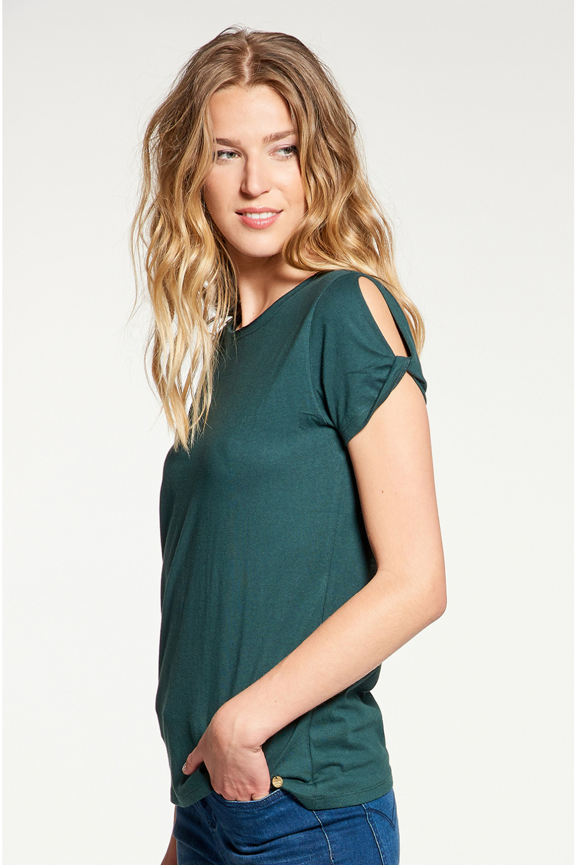 T-Shirt TRUST Femme W18130W (38347) - DEELUXE