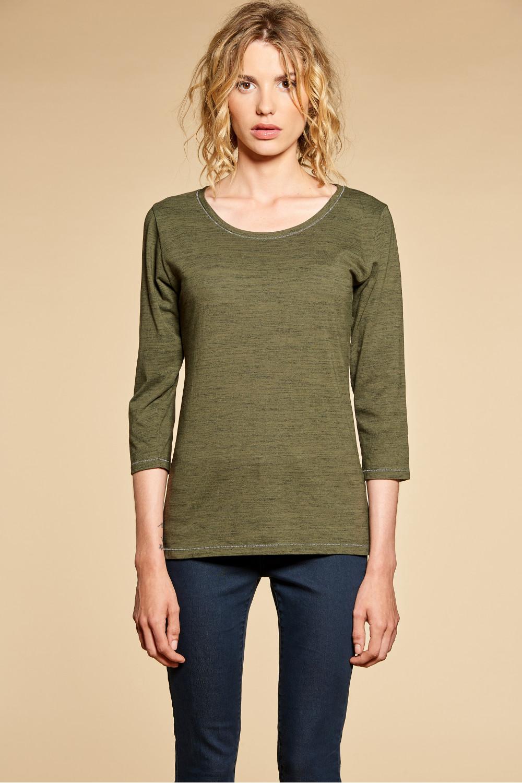 T-Shirt NOLA Femme W18137W (38384) - DEELUXE
