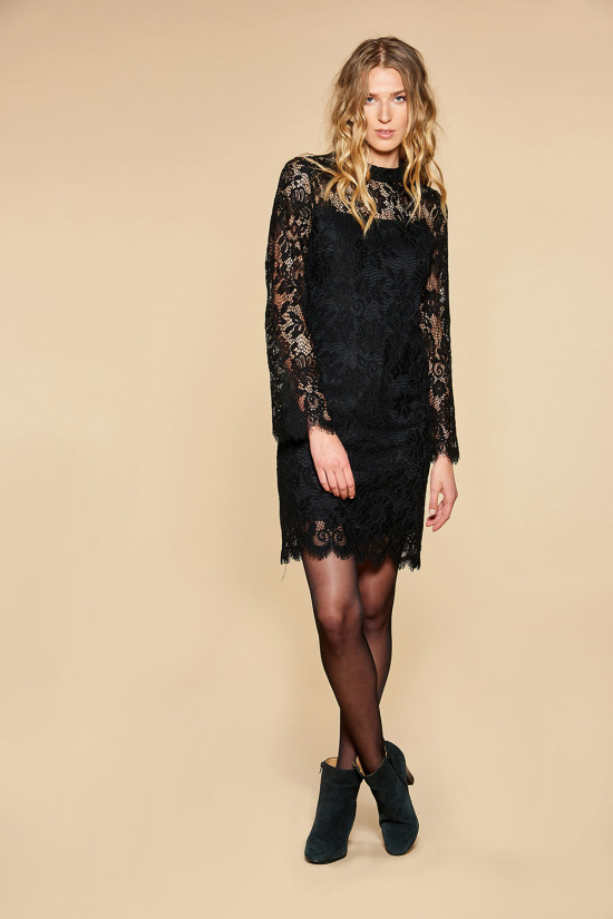 Deeluxe Robe LACE