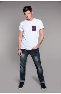 T-Shirt TALK Homme W18110 (38708) - DEELUXE