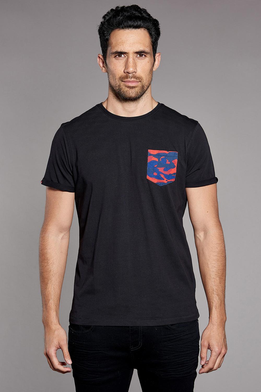 T-Shirt TALK Homme W18110 (38711) - DEELUXE