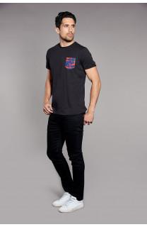 T-Shirt TALK Homme W18110 (38713) - DEELUXE