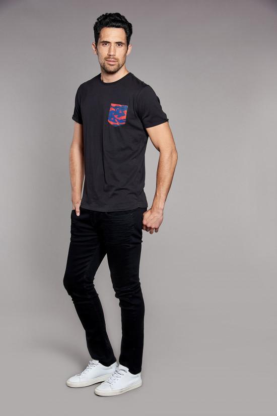 T-shirt TALK Homme Deeluxe