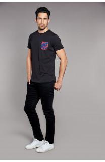 T-Shirt TALK Homme W18110 (38714) - DEELUXE