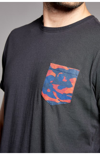 T-Shirt TALK Homme W18110 (38715) - DEELUXE