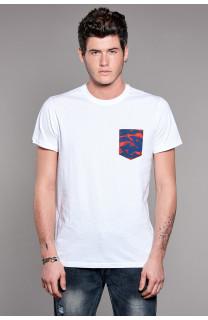 T-Shirt TALK Homme W18110 (38716) - DEELUXE
