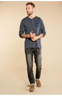 T-Shirt T-SHIRT DISASTER Homme W18131 (38749) - DEELUXE