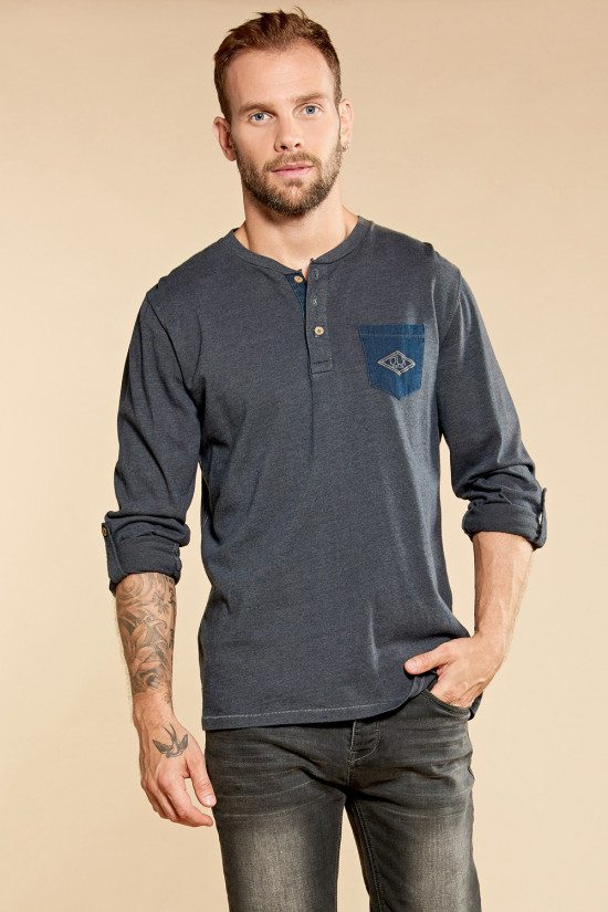 Deeluxe T-shirt DISASTER ML