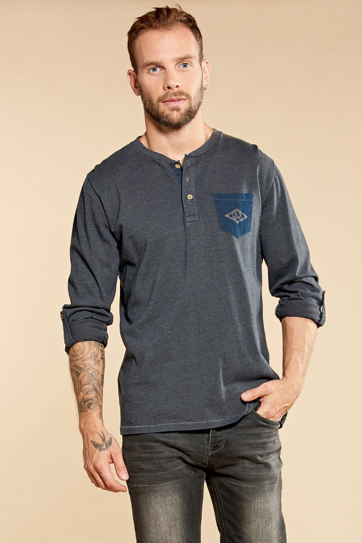 T-Shirt T-SHIRT DISASTER Homme W18131 (38752) - DEELUXE
