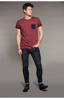 T-Shirt ASTEC Homme W18138 (38763) - DEELUXE