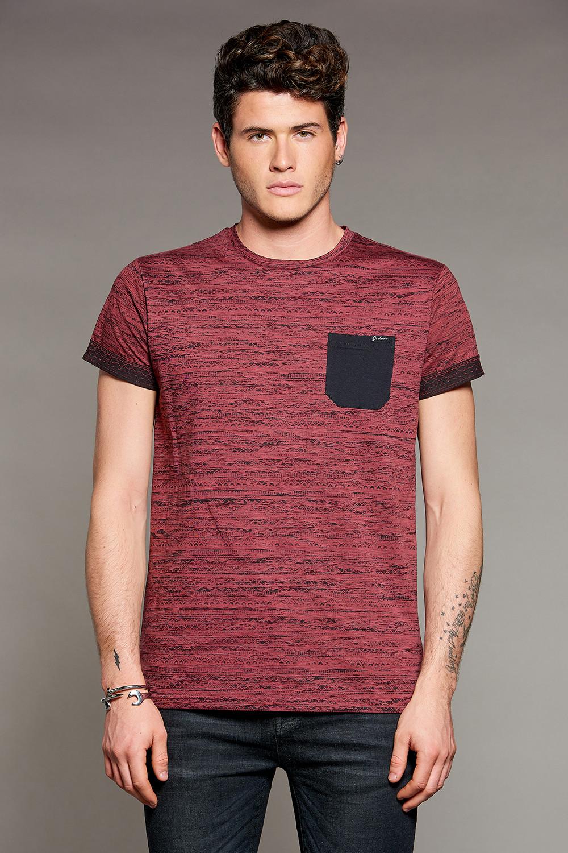 T-Shirt ASTEC Homme W18138 (38766) - DEELUXE