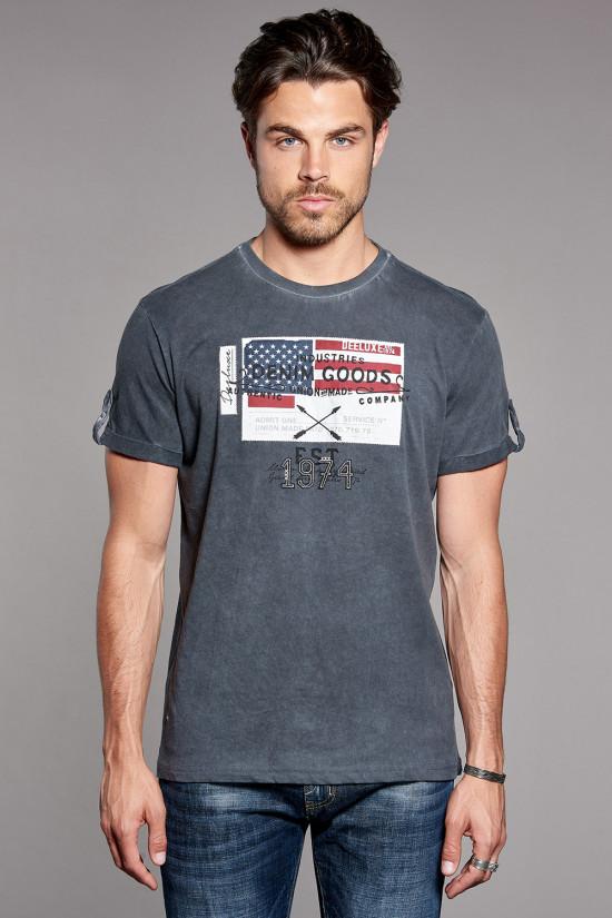 Deeluxe T-shirt ENOUGH