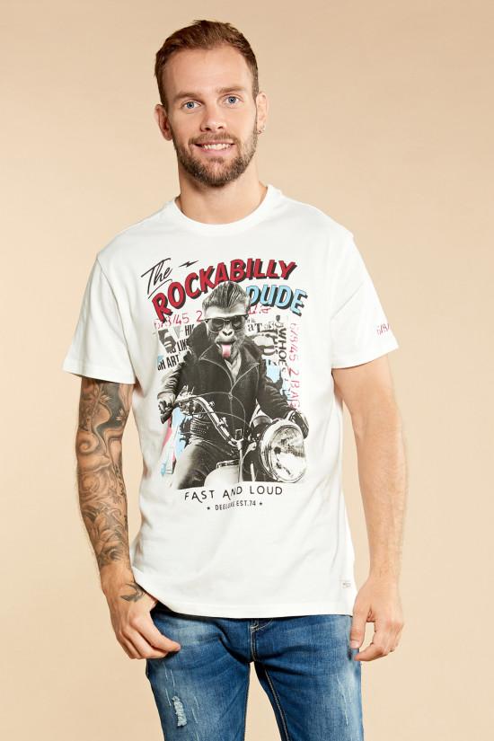 T-shirt ROCKABILLY Outlet Deeluxe
