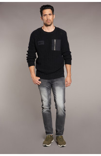 Pull PULL MISSILE Homme W18315 (38859) - DEELUXE