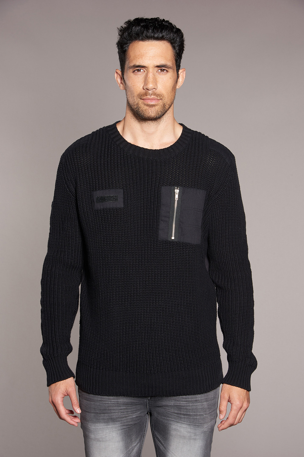 Pull PULL MISSILE Homme W18315 (38862) - DEELUXE