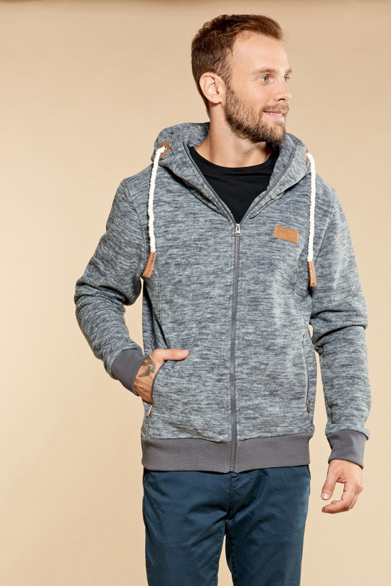 Sweat zippé IMALA Outlet Deeluxe