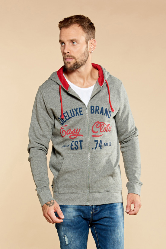 Sweat NEWSONG Homme W18554 (39084) - DEELUXE