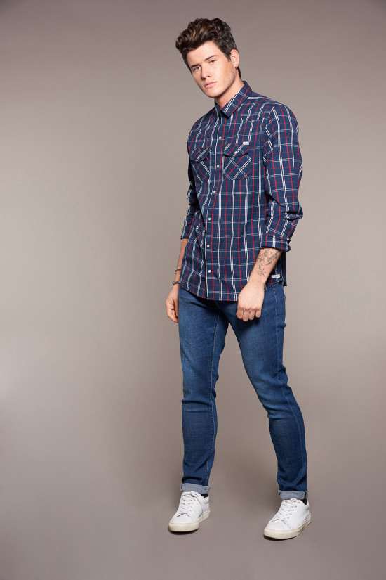 Chemise SPIKE Outlet Deeluxe