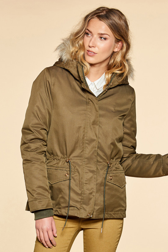 Parka LINA Outlet Deeluxe