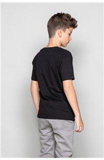 T-Shirt TELLIER Garçon W18116B (39453) - DEELUXE
