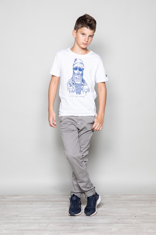 T-Shirt T-Shirt TELLIER Garçon W18116B (39457) - DEELUXE