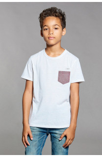 T-Shirt ANSWER Garçon W18123B (39478) - DEELUXE