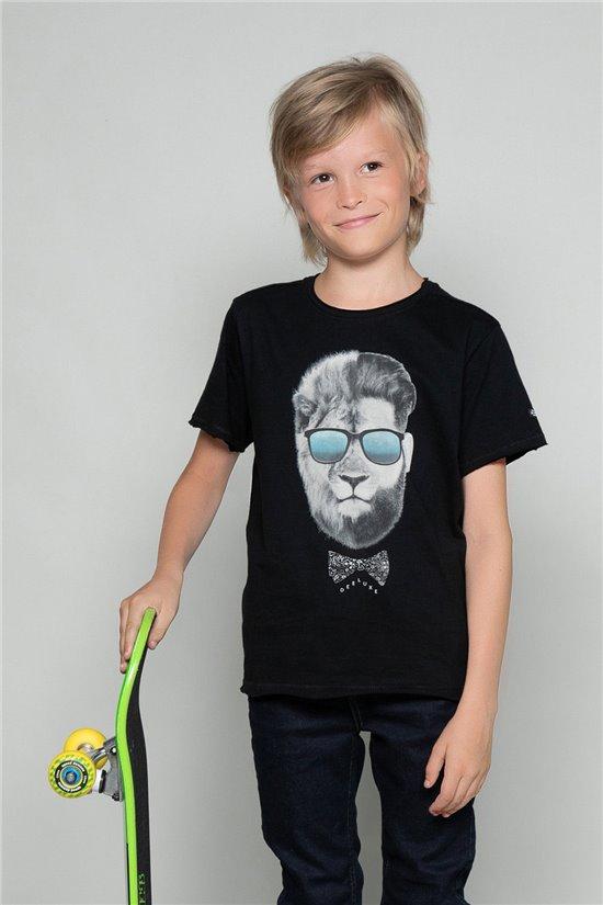 Deeluxe T-shirt LIONMAN