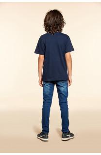 T-Shirt EAGLE Garçon W18140B (39507) - DEELUXE