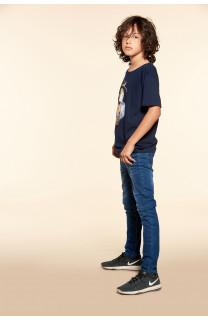 T-Shirt EAGLE Garçon W18140B (39510) - DEELUXE