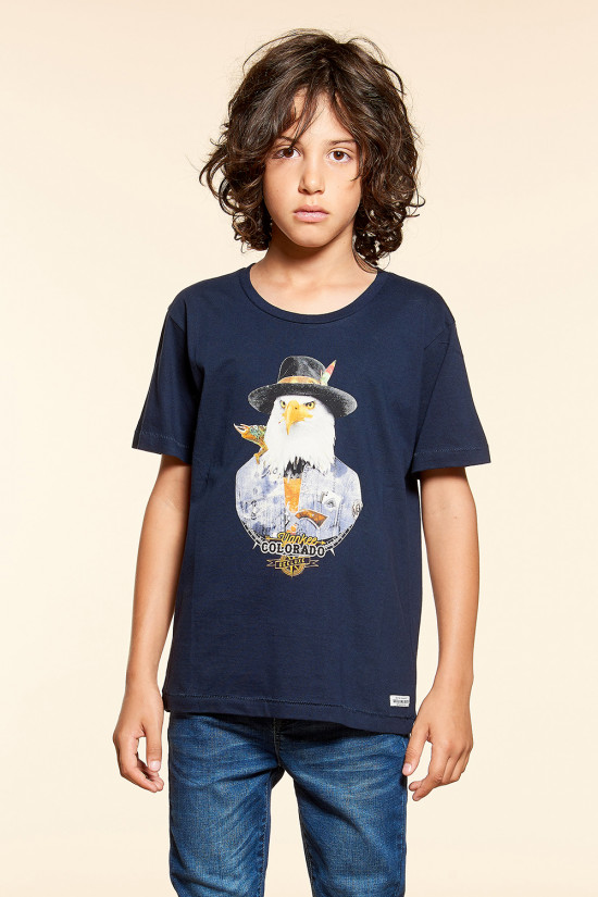 Deeluxe T-shirt EAGLE