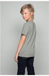 T-Shirt JUST Garçon W18143B (39519) - DEELUXE