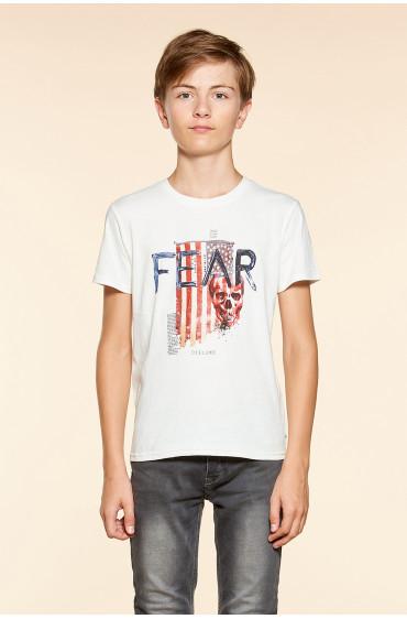 T-shirt FEAR