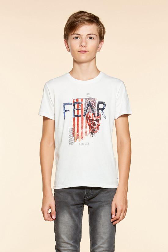 Deeluxe T-shirt FEAR