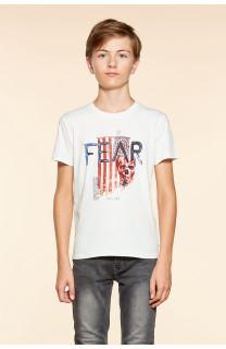 T-shirt FEAR Outlet Deeluxe
