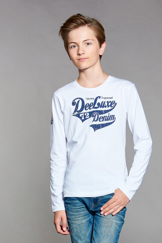 Deeluxe T-shirt CONNOR