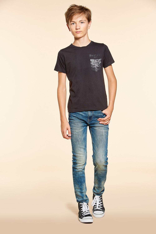 T-shirt SKULLY