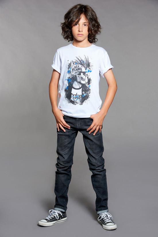 Deeluxe T-shirt ENFIELD
