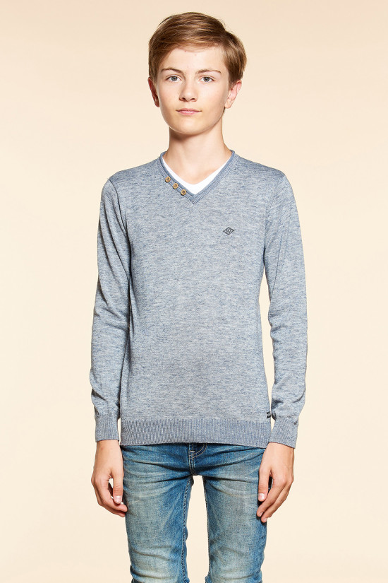 Pull SINGLE Garçon W18316B (39674) - DEELUXE