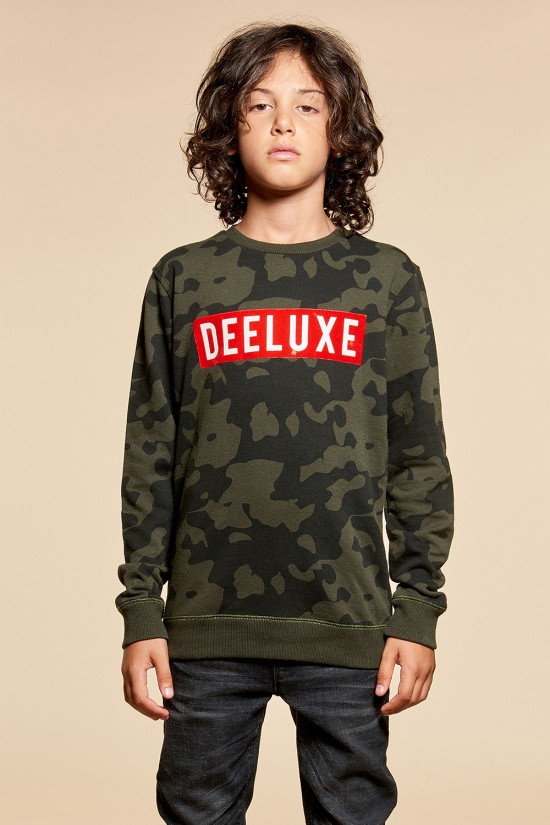 Sweat HEATHENS Garçon W18536B (39781) - DEELUXE