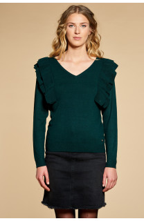 Pull Pull VALENTINA Femme W18324W (40178) - DEELUXE
